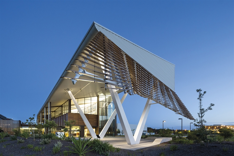 University of Wollongong's Sustainable Buildings Research Centre (SBRC)